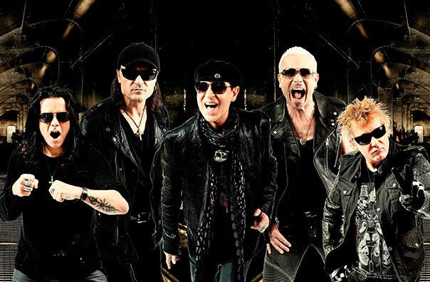 Scorpions: 50 Anos de Carreira