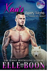 Xan's Feisty Mate by Elle Boon
