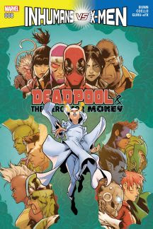 Deadpool & the Mercs for Money #8