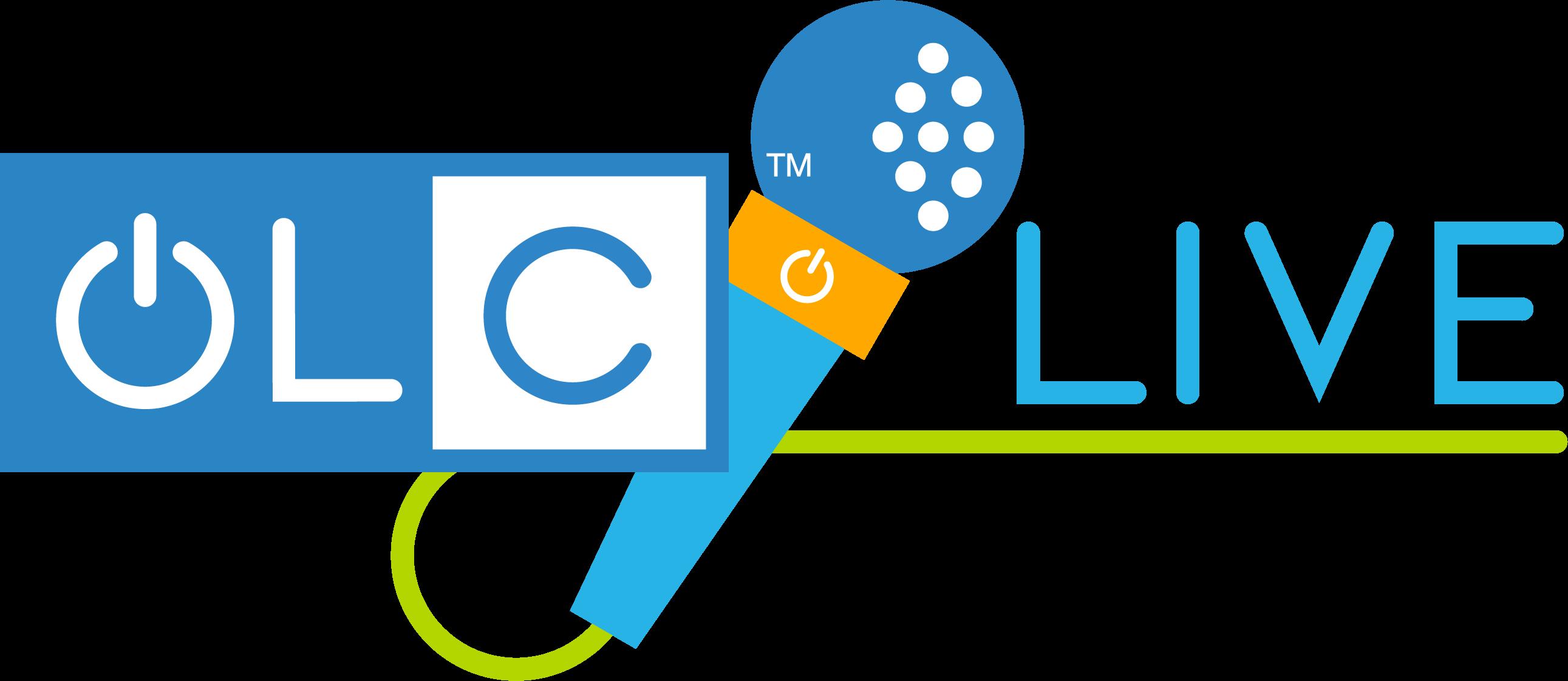 OLC Live logo