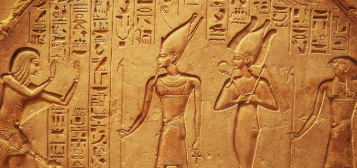 Cómo era la educación del Antiguo Egipto