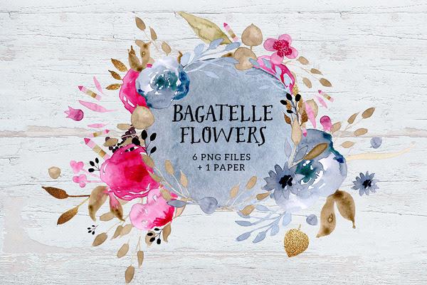 Bagatelle Flowers