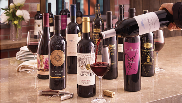 15 Delicious Wines for just $6...