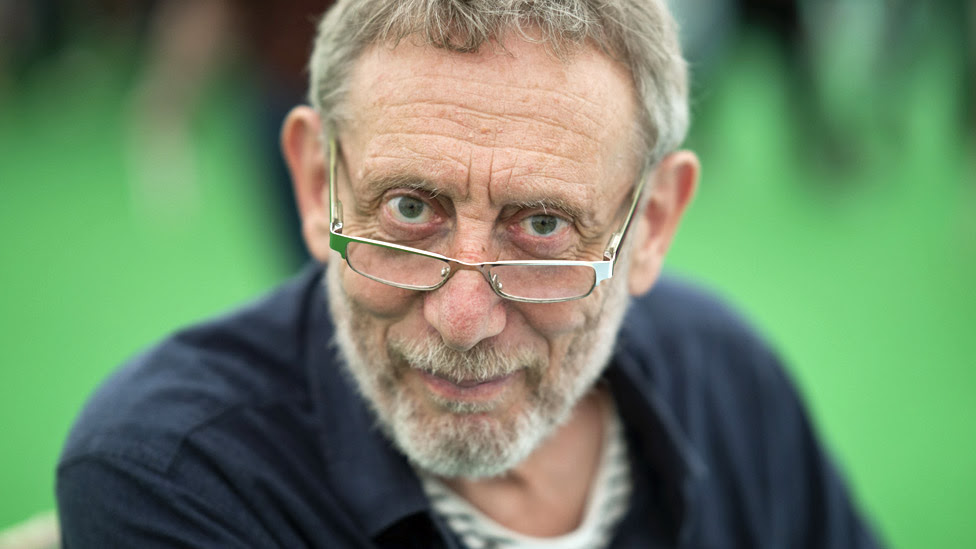 Coronavirus: Author Michael Rosen told he 'might not wake up'