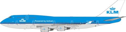 PH11622 | Phoenix 1:400 | Boeing 747-400 KLM Biofuel PH-BFK | is due: September 2020