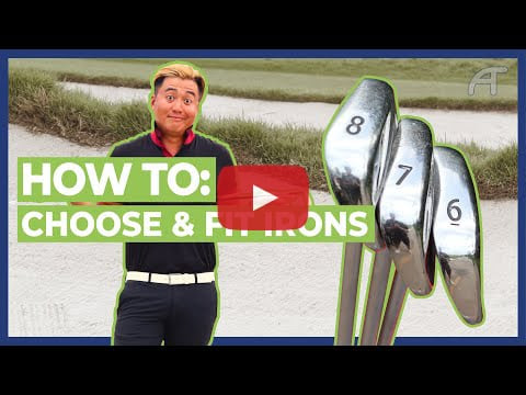How to choose & Fit Irons with Titleist