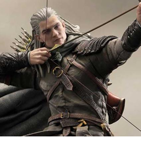 The Lord of the Rings Legolas Statue