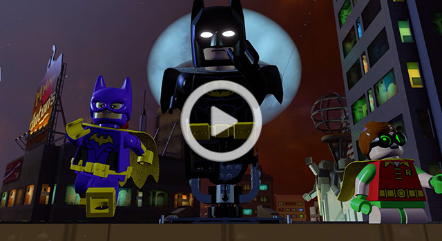 LEGO Batman Movie Story Pack Trailer