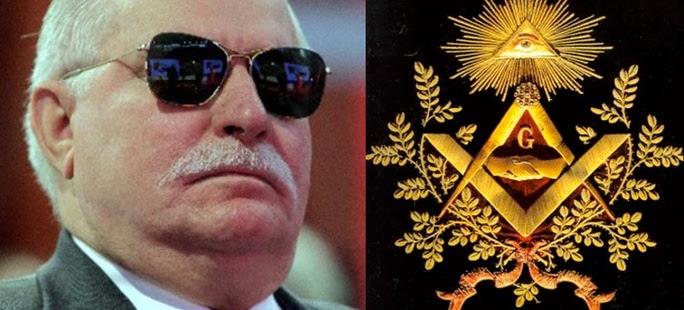 No i wszystko jasne. Lech Wałęsa wstąpił do masonów - Rotary Club