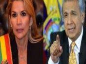 Ecuador y Bolivia en tiempos del coronavirus