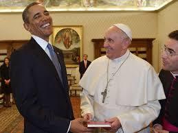 Obama & Francis