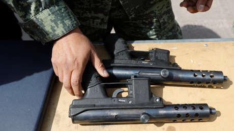 Comercio mortal: 7 de cada 10 armas usadas por el crimen en México provienen de EE.UU.