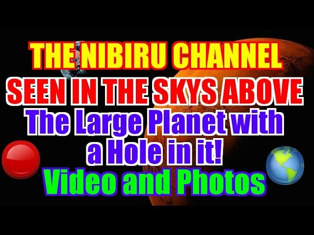 NIBIRU News ~  NIBIRU SYSTEM WILL BE VISIBLE BEFORE DAYLIGHT. plus MORE Sddefault