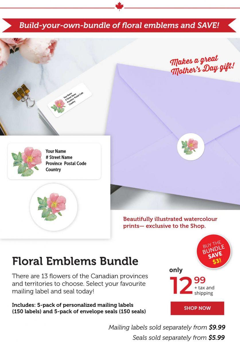 Floral Emblems Bundle