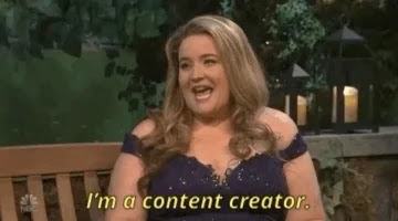 aidy bryant influencer GIF by Saturday Night Live