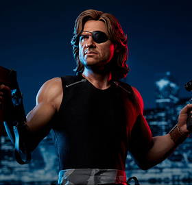 Escape From New York Snake Plissken 1/3 Scale Statue