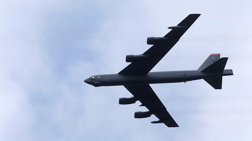 Pekín asegura no tener miedo de los cazas de EE.UU. que sobrevolaron el mar de China Meridional