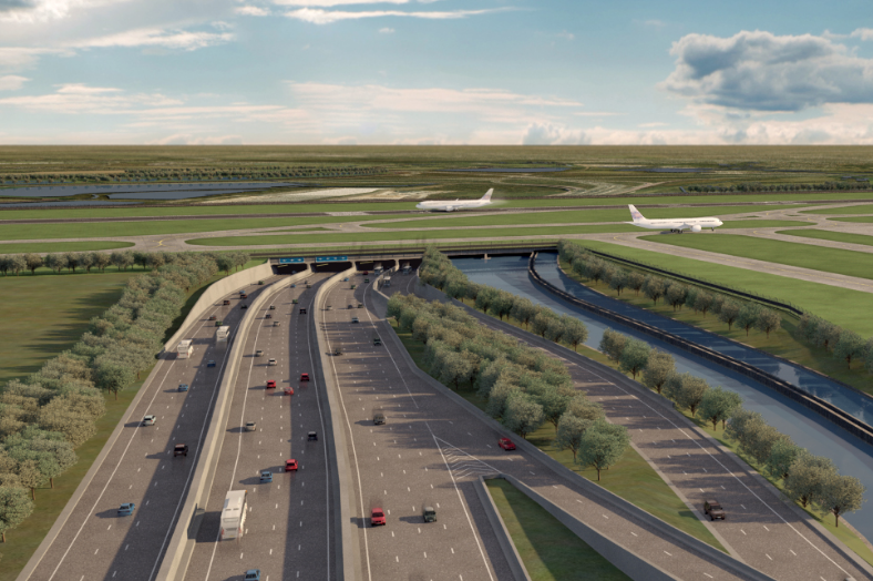 Image result for heathrow 3rd runway