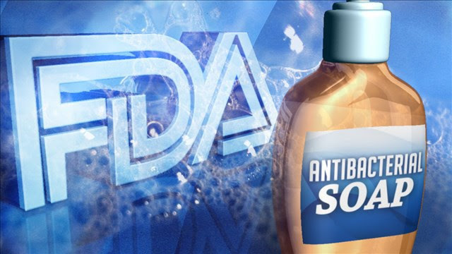 Antibacterial Soaps Banned - FDA Says They Do 'More Harm Than Good' (Video)