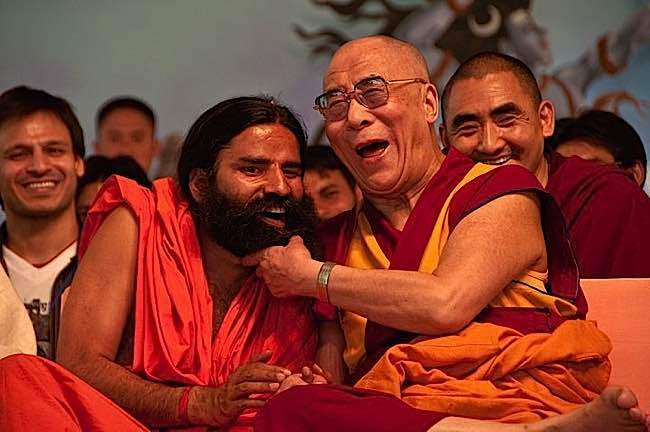 An Extremely Inconvenient Truth Continues by James Gilliland Laughing_dali_lama