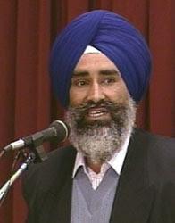 Jaswant Singh Khalra, c. 1995.