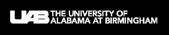 UAB logo.