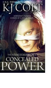 Concealed Power by KJ Colt