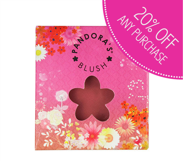 Shop at PANDORA'S MAKEUP BOX
