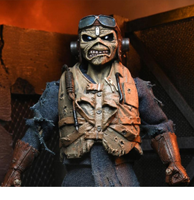 Iron Maiden Aces High Eddie Figure