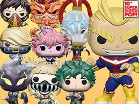 Pop! Animation: My Hero Academia