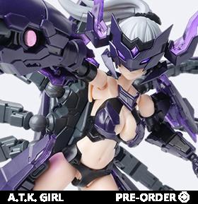 A.T.K. Girl Scorpion (Serqet) 1/12 Scale Model Kit (With Bonus)