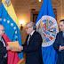 FOTONOTICIA: Nuevo Embajador de Venezuela presenta credenciales