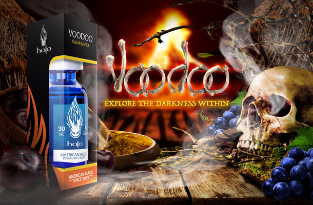 Halo`s Flavor Friday: VOODOO!