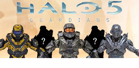 "HALO 5: GUARDIANS 6"" FIGURE SERIES 01"