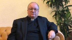 Monseñor Charles J. Scicluna, Secretario Adjunto de la Congregación para la Doctrina de la Fe