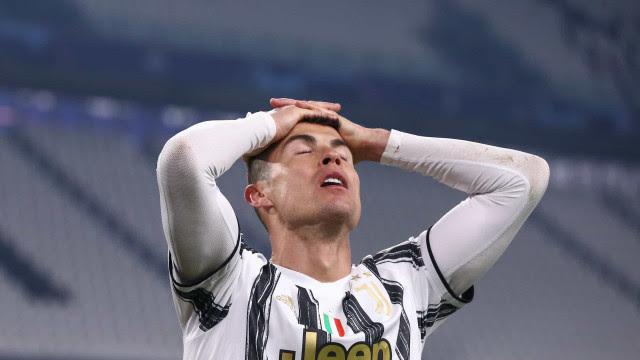 Eliminação precoce na Liga dos Campeões pode tirar Cristiano Ronaldo da Juventus