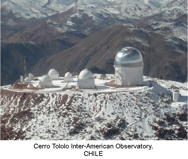 CHIO Observatory, Chile