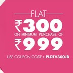 Flat Rs.300 Off On Rs.999 on Playdate Kids Clothing || Buy 2 Get extra 50% off