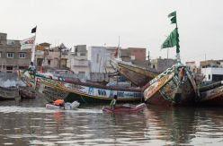 La 'Venecia de África' está perdiendo la batalla contra la subida del nivel del mar