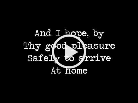 Come Thou Fount - All Sons & Daughters (Lyrics)