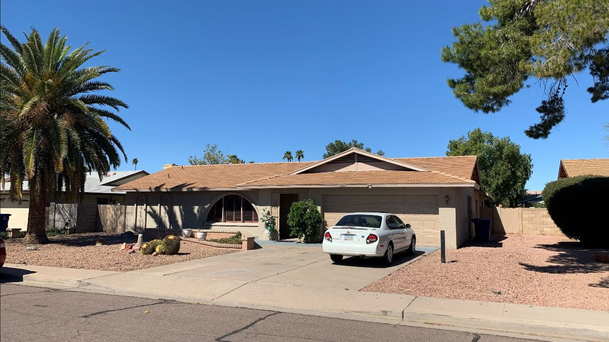 1848 E Oxford Dr Tempe, AZ 85283 wholesale house discounted home