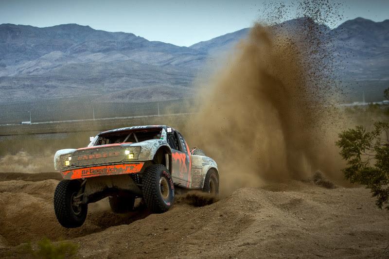 Justin Lofton, FOX, STEEL-IT, BFGoodrich Tires, Method Race Wheels, Bink Designs, Baja Designs