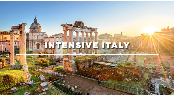 Intensive Italy