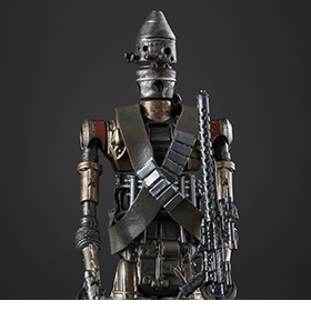 Star Wars: The Black Series IG-11 (The Mandalorian) Exclusive