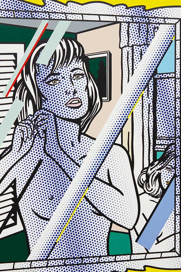 Featured image: Roy Lichtenstein