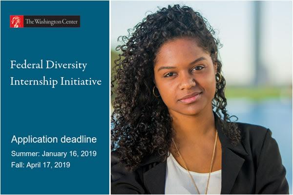 Federal Diversity Internship Initiative