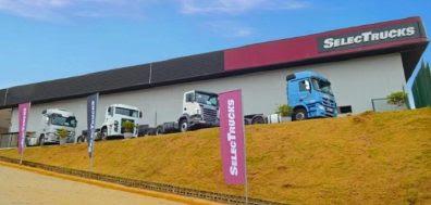 Mercedes-Benz aposta nos usados e inaugura loja SelecTrucks em Curitiba