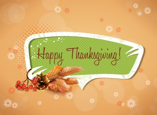 Happy Thanksgiving from Animal House Naturals