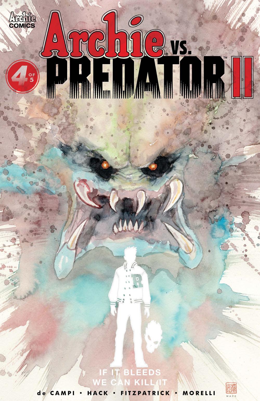 ARCHIE VS. PREDATOR 2 #4: CVR D Mack