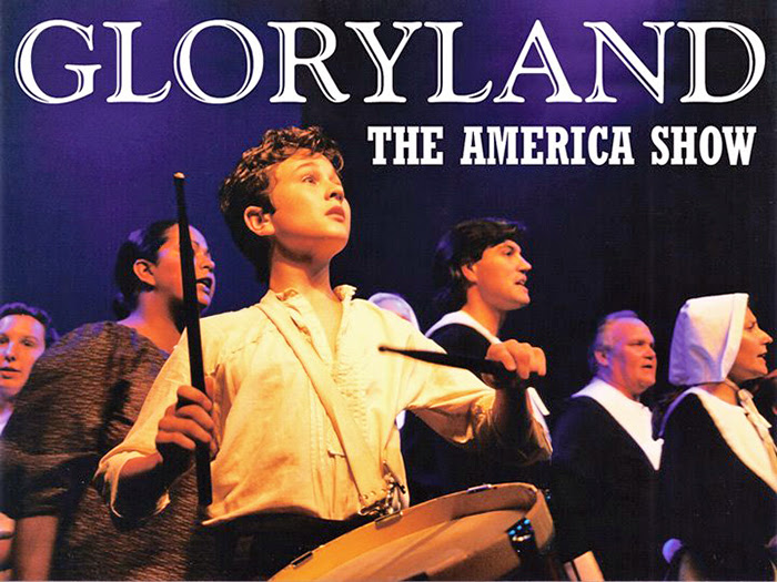 Gloryland graphic